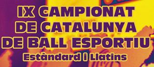 ZONA UFEC - Televisió (IX CAMPIONATS CATALUNYA BALL ESPORTIU)    Federació Catalana de Ball Esportiu