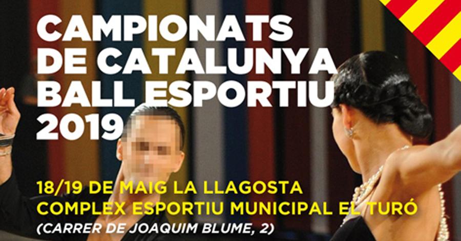 Campionats de Catalunya de Ball Esportiu. Nota informativa_