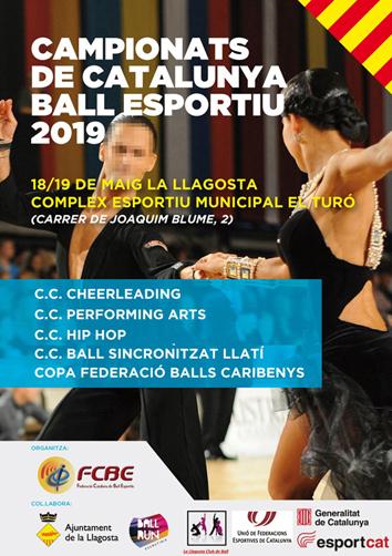 Campionats de Catalunya de Ball Esportiu