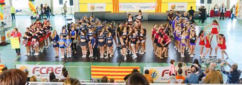 El Cheerleading reconegut com a esport olímpic pel COI 2 | Federació Catalana de Ball Esportiu
