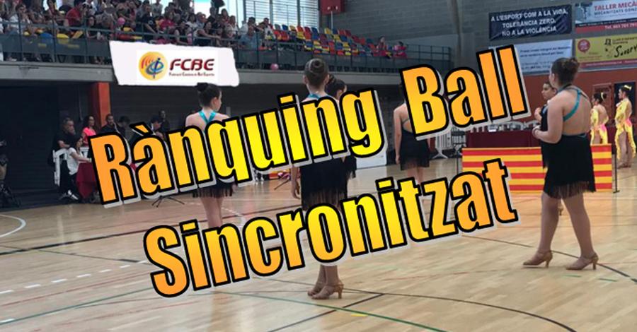 Rànquing Ball Sincronitzat